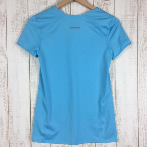 パタゴニア PATAGONIA Ws キャプリーン1 シルクウェイト ストレッチ Tシャツ Capilene 1 Silkweight Stretch|2ndgear-outdoor|07