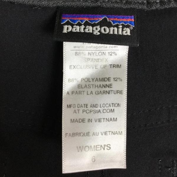 【41%OFF】パタゴニア PATAGONIA トリビューン パンツ  International WOMEN's 6 BLK ブラック系|2ndgear-outdoor|10