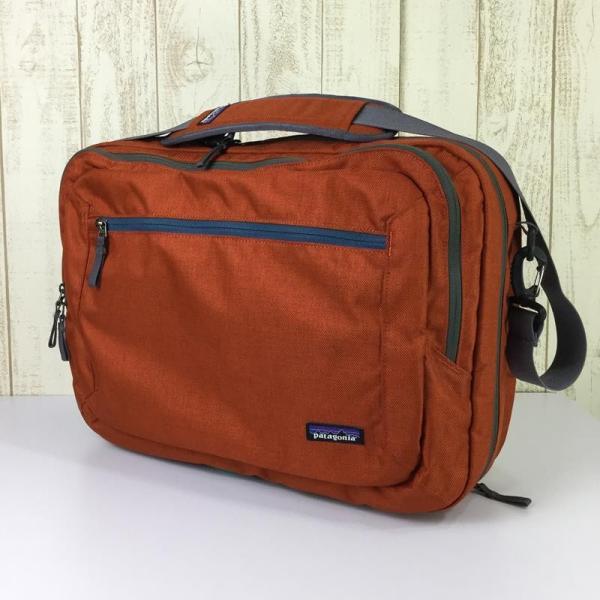 パタゴニア PATAGONIA トランスポート ショルダーバッグ Transport Shoulder Bag 26L  One オレンジ系|2ndgear-outdoor