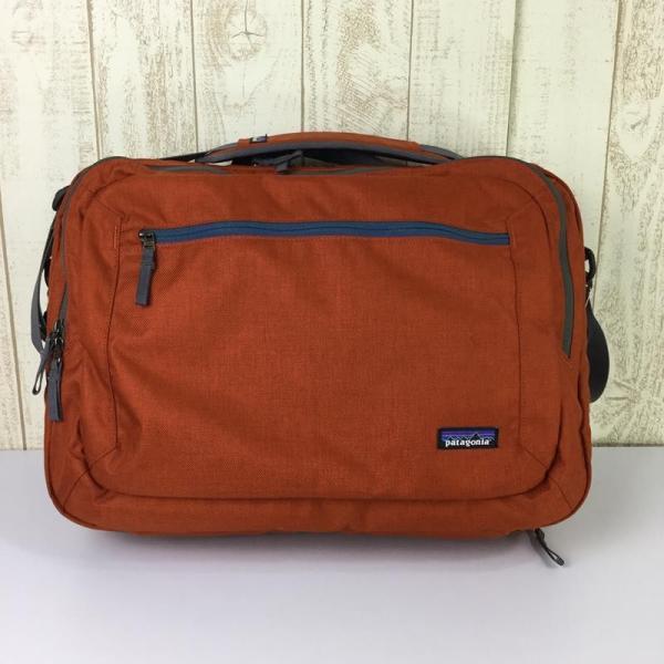 パタゴニア PATAGONIA トランスポート ショルダーバッグ Transport Shoulder Bag 26L  One オレンジ系|2ndgear-outdoor|02