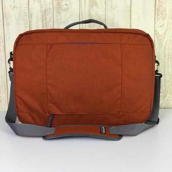 パタゴニア PATAGONIA トランスポート ショルダーバッグ Transport Shoulder Bag 26L  One オレンジ系|2ndgear-outdoor|05