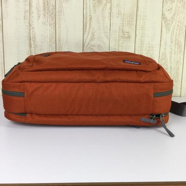 パタゴニア PATAGONIA トランスポート ショルダーバッグ Transport Shoulder Bag 26L  One オレンジ系|2ndgear-outdoor|07