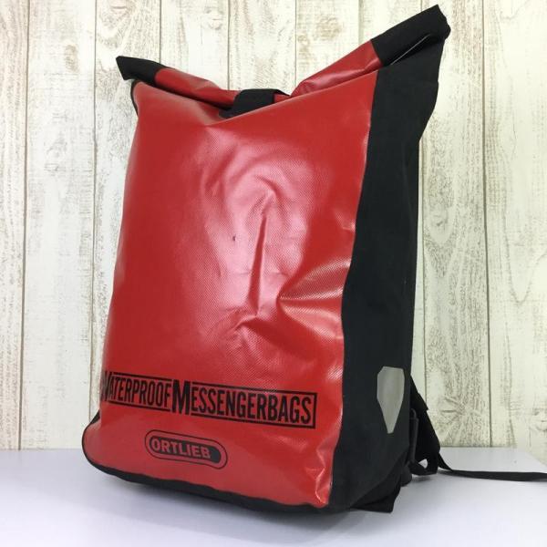 【19%OFF】オルトリーブ ORTLIEB メッセンジャーバッグ バックパック 防水  One レッド系|2ndgear-outdoor