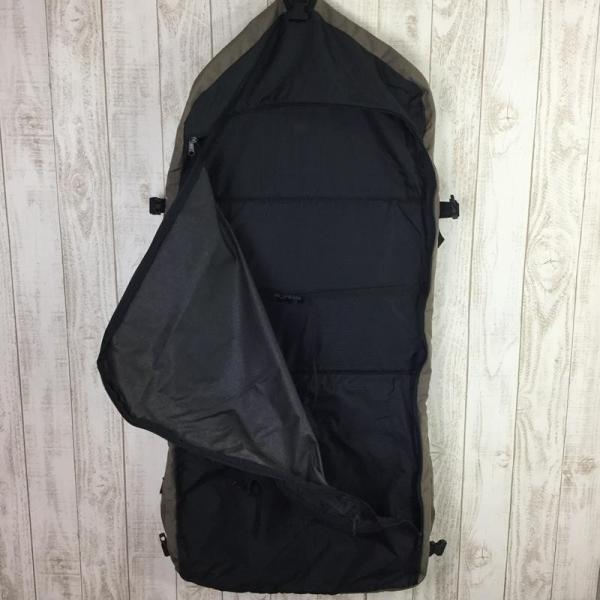 イーグルクリーク ガーメント ケース スーツバッグ ガーメントバッグ アメリカ製 コーデュラナイロン EAGLE CREEK One ブラウン系|2ndgear-outdoor|06
