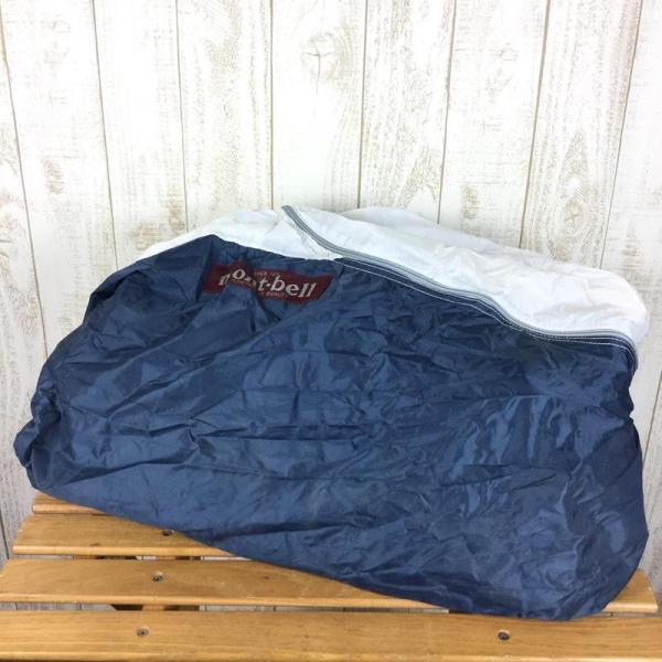 モンベル MONTBELL クロノスドーム1形 1人用 テント  One スカイブルー ブルー系|2ndgear-outdoor|06