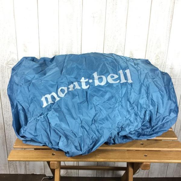 モンベル MONTBELL クロノスドーム1形 1人用 テント  One スカイブルー ブルー系|2ndgear-outdoor|08