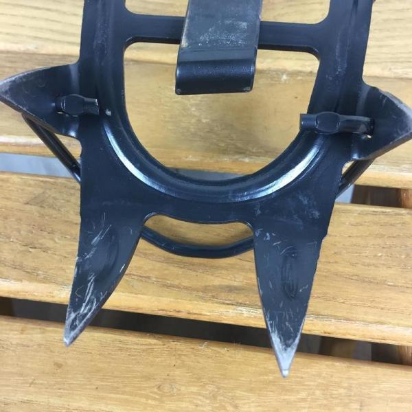 シャルレ モゼール CHARLET MOSER スーパー12 SUPER12 12本爪 ワンタッチ アイゼン クランポン 希少モデル One ブラック|2ndgear-outdoor|04