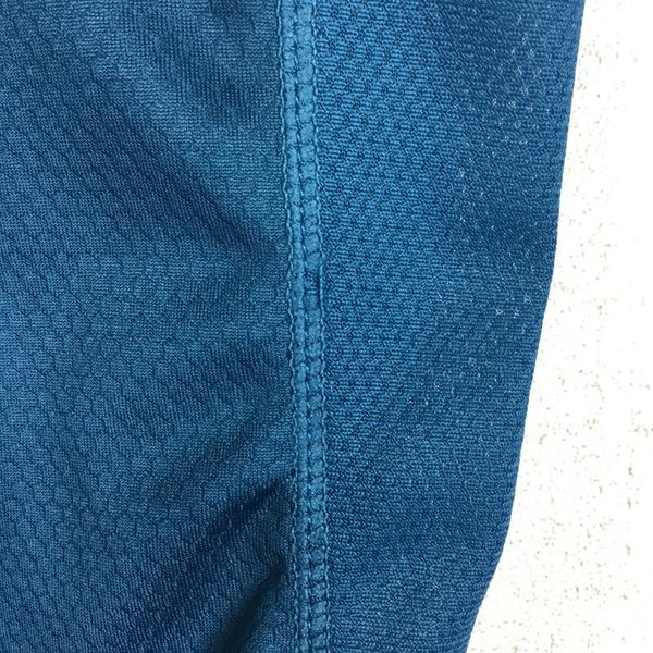 スポルティバ SPORTIVA クイックドライ クルーネック Tシャツ ポリジン永続的防臭加工済み  International MEN's L ブル|2ndgear-outdoor|08