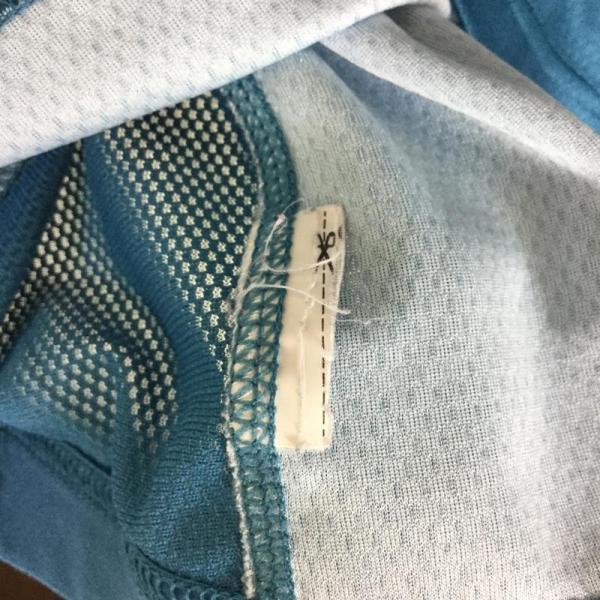 スポルティバ SPORTIVA クイックドライ クルーネック Tシャツ ポリジン永続的防臭加工済み  International MEN's L ブル|2ndgear-outdoor|10
