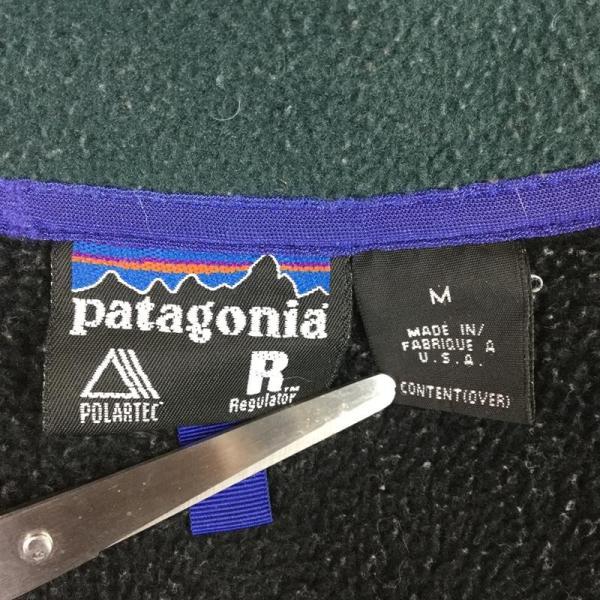 【20%OFF】パタゴニア PATAGONIA R2ジャケット R2 JACKET レギュレーター ブラック ポーラテック 希少モデル Interna|2ndgear-outdoor|08