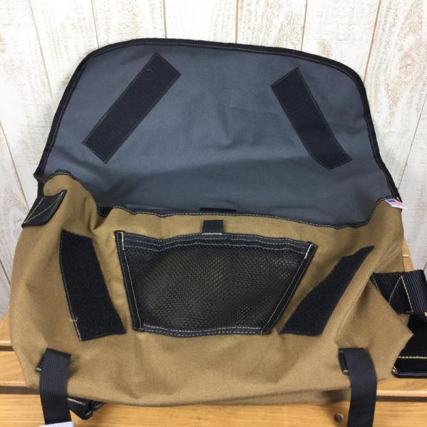 【20%OFF】アーバナイト URBANITE メッセンジャーバッグ アメリカ製 コーデュラ 上野ビーバー取扱 One ベージュ系|2ndgear-outdoor|07