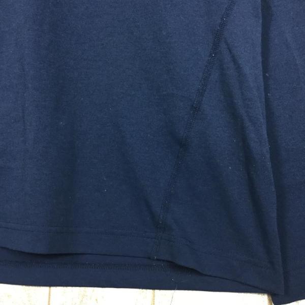 モンベル MONTBELL WIC.ジップシャツ  Asian MEN's XL ネイビー系 2ndgear-outdoor 04
