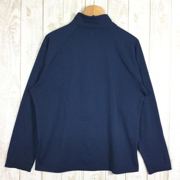 モンベル MONTBELL WIC.ジップシャツ  Asian MEN's XL ネイビー系 2ndgear-outdoor 06