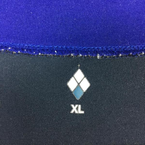 モンベル MONTBELL WIC.ジップシャツ  Asian MEN's XL ネイビー系 2ndgear-outdoor 08
