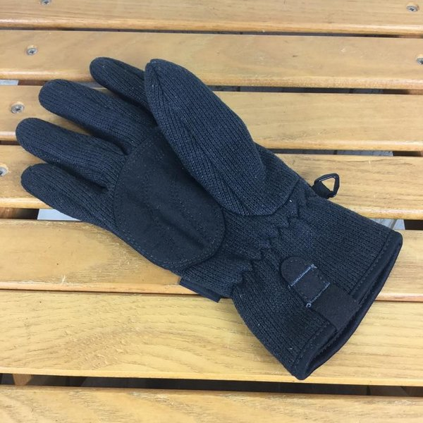 パタゴニア PATAGONIA ベターセーター グローブ Better Sweater Gloves  WOMEN's M BLK BLACK ブラッ|2ndgear-outdoor|03