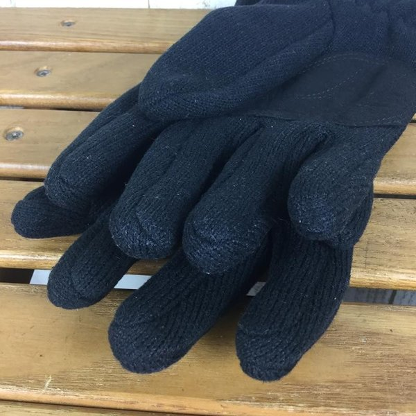パタゴニア PATAGONIA ベターセーター グローブ Better Sweater Gloves  WOMEN's M BLK BLACK ブラッ|2ndgear-outdoor|08