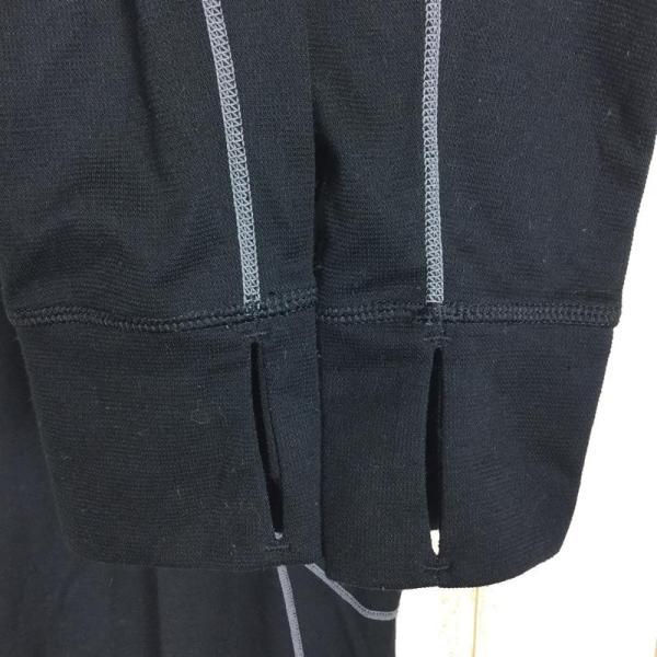マムート MAMMUT Zip Longsleeve Warm-Quality  International WOMEN's M ブラック系 2ndgear-outdoor 03
