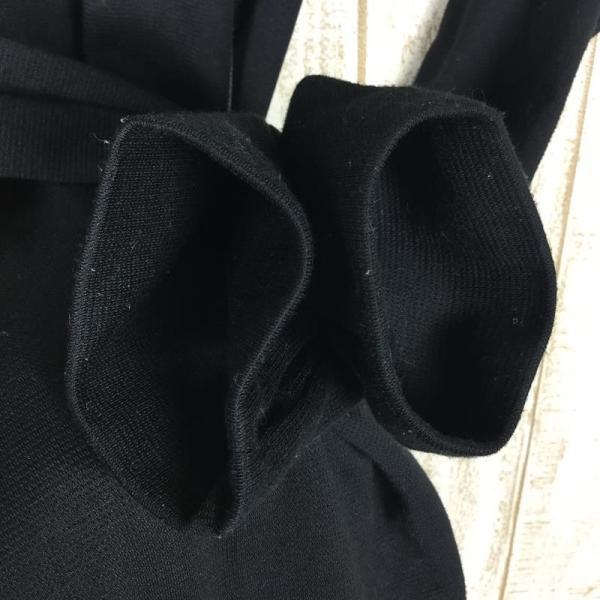 マムート MAMMUT Zip Longsleeve Warm-Quality  International WOMEN's M ブラック系 2ndgear-outdoor 04