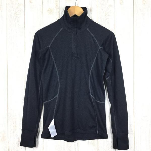 マムート MAMMUT Zip Longsleeve Warm-Quality  International WOMEN's M ブラック系 2ndgear-outdoor 06
