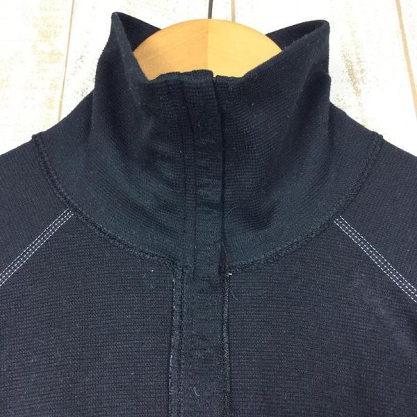 マムート MAMMUT Zip Longsleeve Warm-Quality  International WOMEN's M ブラック系 2ndgear-outdoor 07
