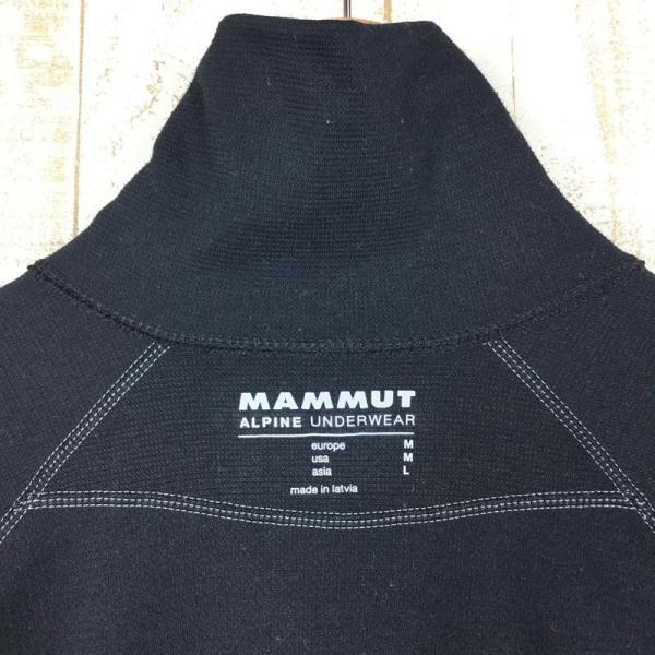 マムート MAMMUT Zip Longsleeve Warm-Quality  International WOMEN's M ブラック系 2ndgear-outdoor 10