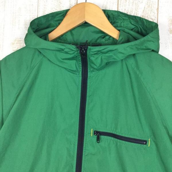 ゴーライト GOLITE ウィンドシェル ジャケット  International MEN's S グリーン系|2ndgear-outdoor|02