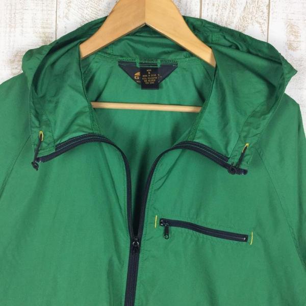 ゴーライト GOLITE ウィンドシェル ジャケット  International MEN's S グリーン系|2ndgear-outdoor|03