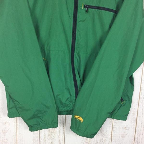 ゴーライト GOLITE ウィンドシェル ジャケット  International MEN's S グリーン系|2ndgear-outdoor|04