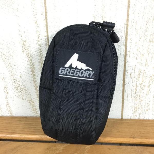 グレゴリー GREGORY パデッドケース PADDED CASE M シルバータグ 旧タグ  M ブラック系 2ndgear-outdoor