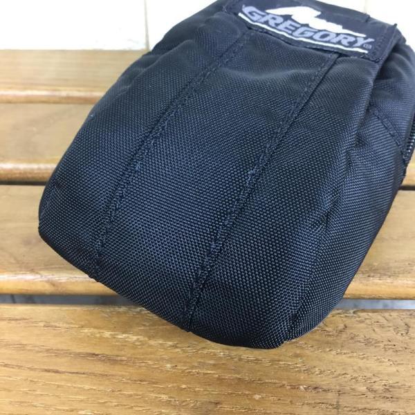 グレゴリー GREGORY パデッドケース PADDED CASE M シルバータグ 旧タグ  M ブラック系 2ndgear-outdoor 06