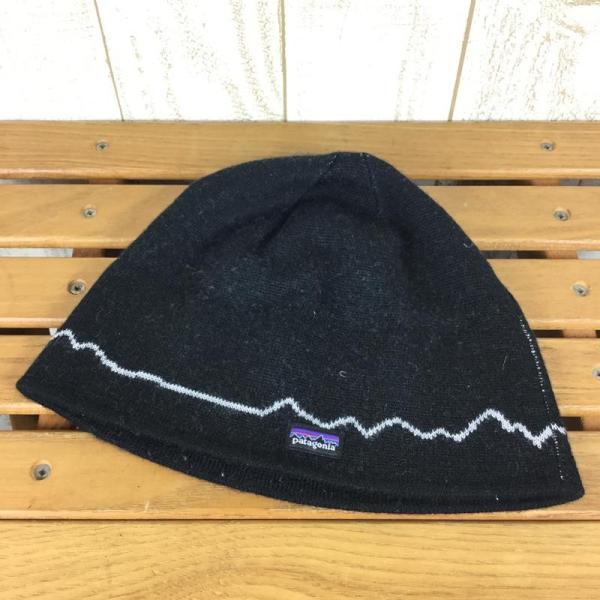 パタゴニア PATAGONIA ビーニー ハット BEANIE HAT  UNISEX One ブラック系|2ndgear-outdoor