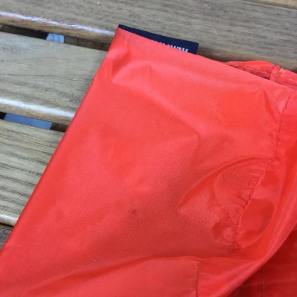 ヘリテイジ HERITAGE エマージェンシー ツェルト EMERGENCY ZELT ツエルト  One オレンジ系|2ndgear-outdoor|08