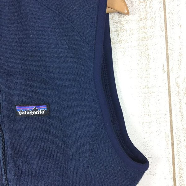 パタゴニア PATAGONIA ベター セーター ベスト Better Sweater Vest  International MEN's S ネイビ|2ndgear-outdoor|04
