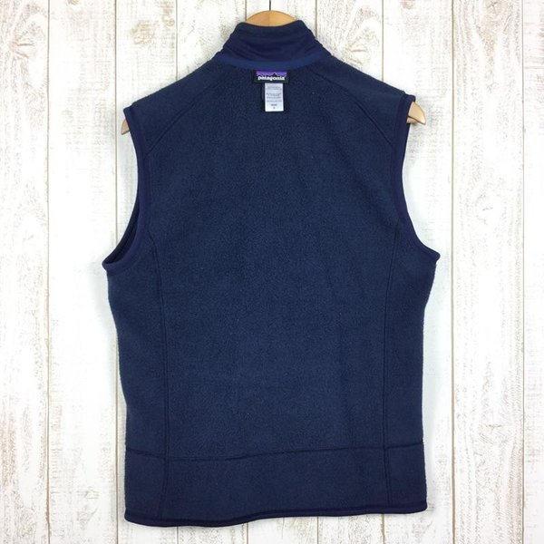 パタゴニア PATAGONIA ベター セーター ベスト Better Sweater Vest  International MEN's S ネイビ|2ndgear-outdoor|09