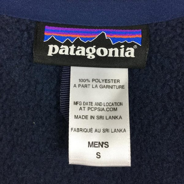 パタゴニア PATAGONIA ベター セーター ベスト Better Sweater Vest  International MEN's S ネイビ|2ndgear-outdoor|10
