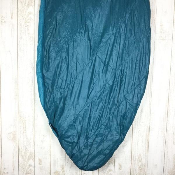 モンベル MONTBELL アルパイン バロウバッグ #3 化繊 インサレーション シュラフ  One BASM バルサム グリーン系|2ndgear-outdoor|06