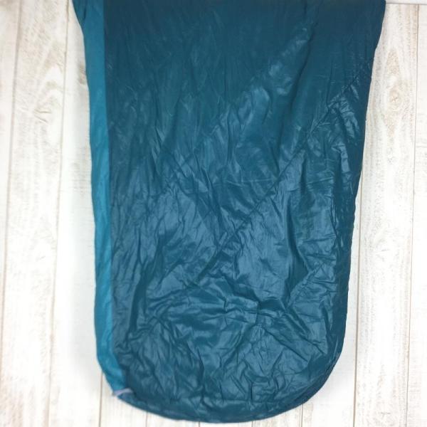 モンベル MONTBELL アルパイン バロウバッグ #3 化繊 インサレーション シュラフ  One BASM バルサム グリーン系|2ndgear-outdoor|08