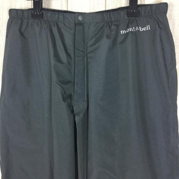モンベル MONTBELL サンダーパス パンツ  Asian MEN's L チャコール系 2ndgear-outdoor 02