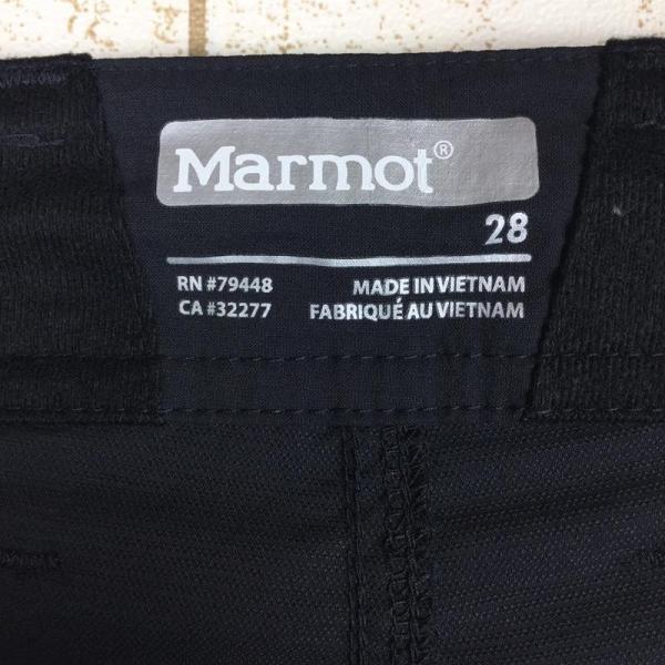 マーモット MARMOT ライトウェイト ストレッチ トレイル パンツ  International MEN's 28 ブラック系|2ndgear-outdoor|10