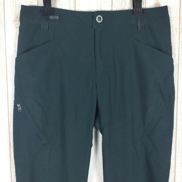 パタゴニア PATAGONIA RPS ロック パンツ RPS Rock Pants  International MEN's 30 グリーン系|2ndgear-outdoor|02