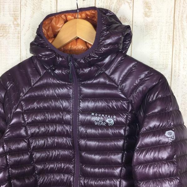 マウンテンハードウェア ゴースト ウィスパラー フーデッド ダウン ジャケット Ghost Whisperer Hooded Down Jacket 2ndgear-outdoor 02