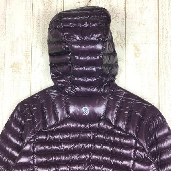 マウンテンハードウェア ゴースト ウィスパラー フーデッド ダウン ジャケット Ghost Whisperer Hooded Down Jacket 2ndgear-outdoor 07