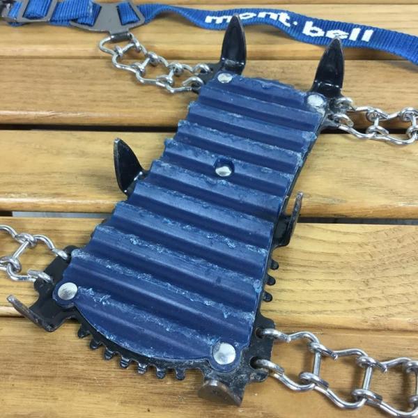 モンベル MONTBELL スノースパイク6 軽アイゼン クランポン  One ブルー系 2ndgear-outdoor 06