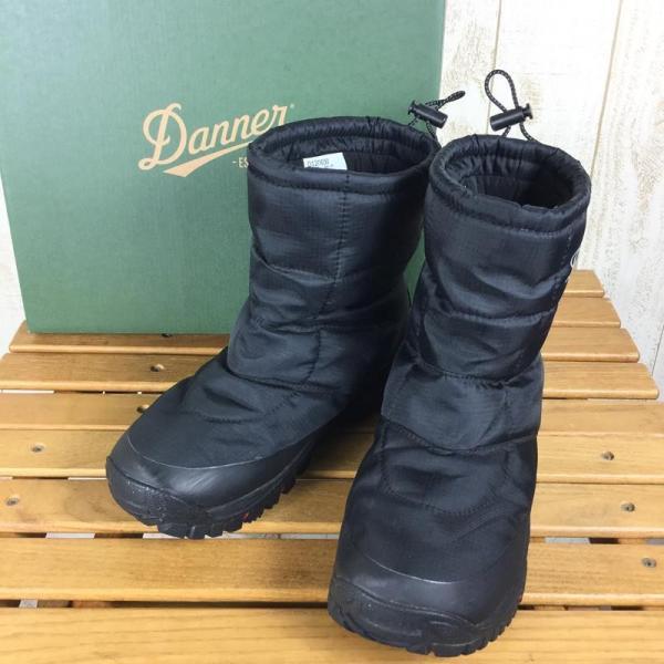 ダナー DANNER フレッド FREDDO スノーブーツ ウィンターシューズ  WOMEN's US5 UK4.5 EUR36 23.0cm ブラッ|2ndgear-outdoor