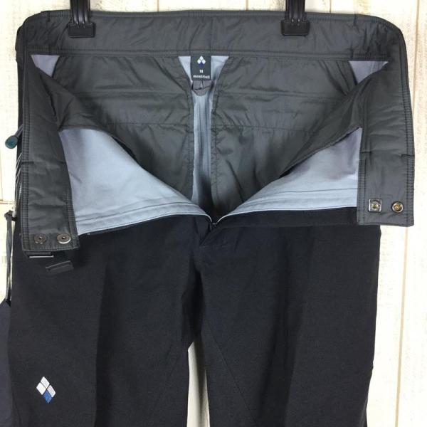 モンベル MONTBELL マルチ トラウザーズ  Asian MEN's M ブラック系|2ndgear-outdoor|02