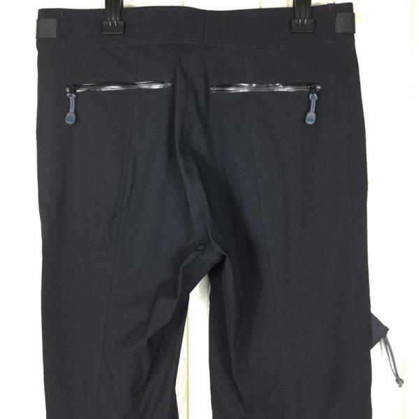 モンベル MONTBELL マルチ トラウザーズ  Asian MEN's M ブラック系|2ndgear-outdoor|05