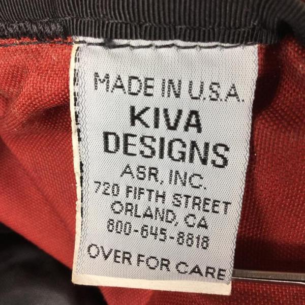 【20%OFF】キバデザイン KIVA DESIGN 90s ボンバートート BOMBER TOTE トートバッグ 生産終了モデル 入手困難 One 2ndgear-outdoor 09