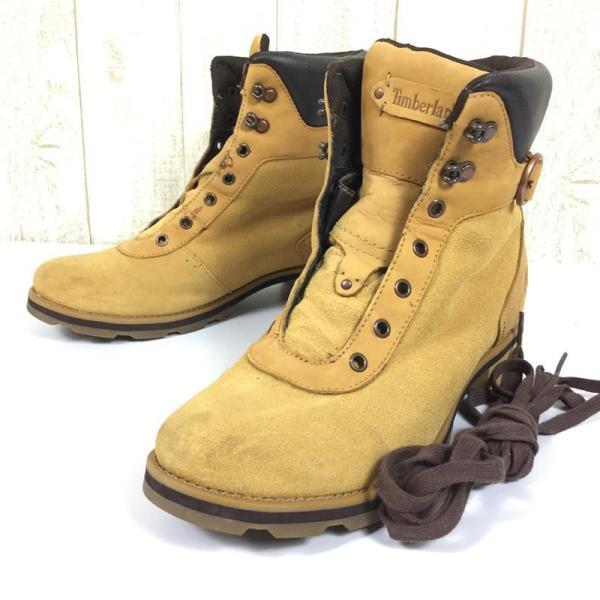 ティンバーランド TIMBERLAND ノデナ アンクル ブーツ Nodena Ankle Boots ヌバックレザー  WOMEN's US8.5|2ndgear-outdoor
