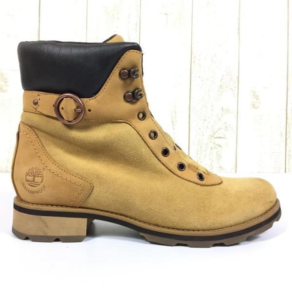 ティンバーランド TIMBERLAND ノデナ アンクル ブーツ Nodena Ankle Boots ヌバックレザー  WOMEN's US8.5|2ndgear-outdoor|06