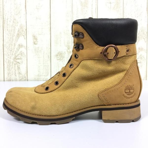 ティンバーランド TIMBERLAND ノデナ アンクル ブーツ Nodena Ankle Boots ヌバックレザー  WOMEN's US8.5|2ndgear-outdoor|08